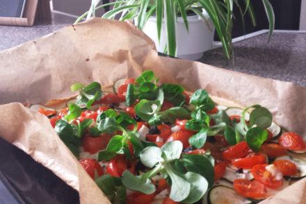 pizza sin gluten para tus recetas terapéuticas